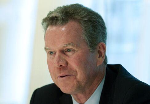 Hartford Financial CEO Liam McGee