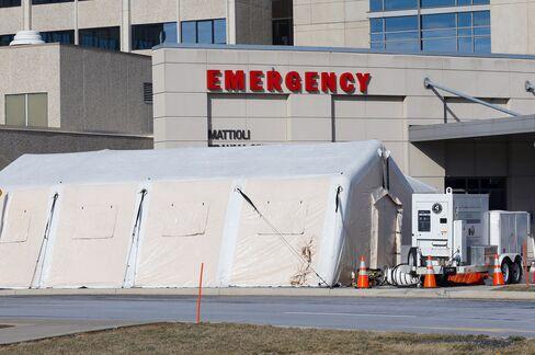 Boston Flu Burdens Hospitals as Warning Spurs Vaccine Demand