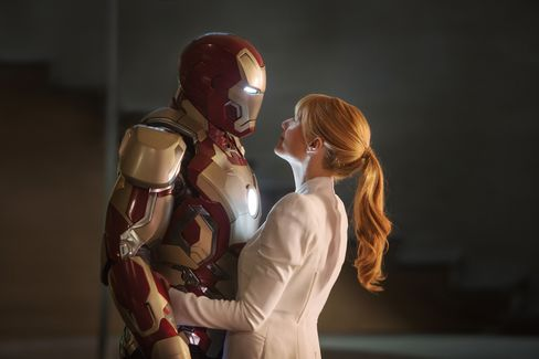 'Iron Man 3' Heads for $160 Million in Year's Biggest Film Debut