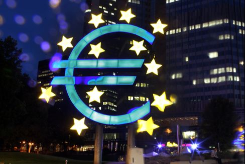 Euro Bulls Capitulate After Trichet Comments