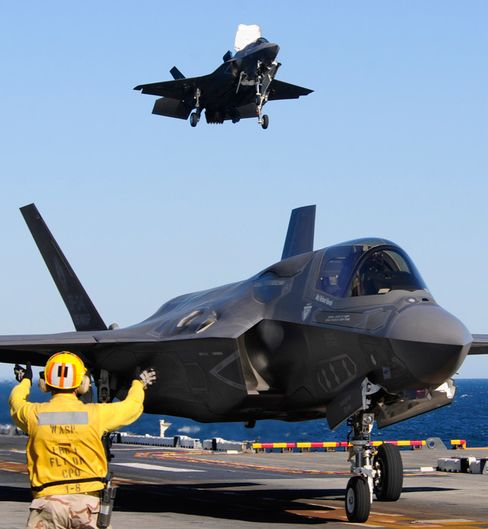 Lockheed Loses $31.5 Million in F-35 Fighter Payments