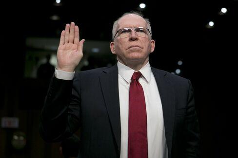 CIA Director Nominee John Brennan