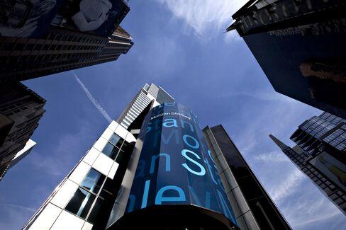 Morgan Stanley Said to Limit Cash Bonuses