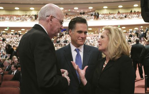 Romney Avoids Taxes Exploiting Loophole Reducing Donation
