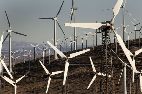 U.S. Wind Power Accounted for 6% of Generation Capacity in 2012