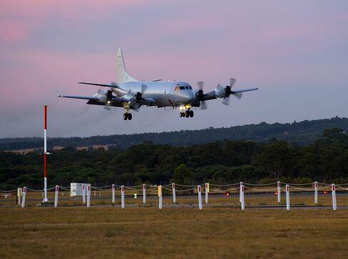RAAF AP-3C Orion aircraft