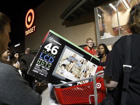 Target Projects Full-Year Earnings That Exceeded Estimates