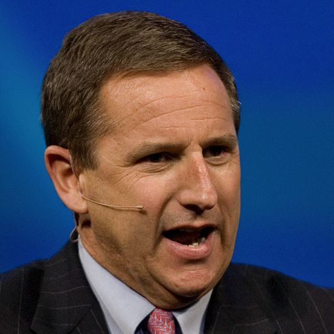 HP CEO Mark Hurd Resigns