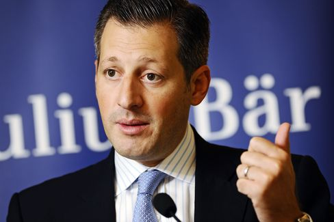 Julius Baer Group CEO Boris F.J. Collardi