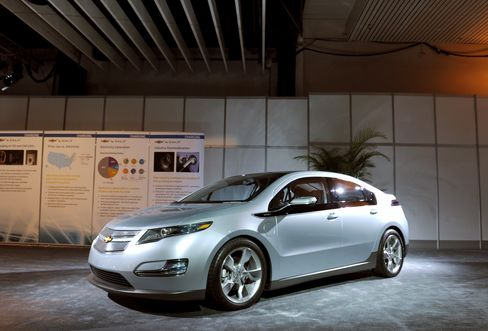 GM Said to Plan Doubling Volt Production Capacity