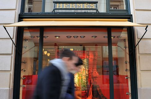 Hermes Annual Profit Jumps