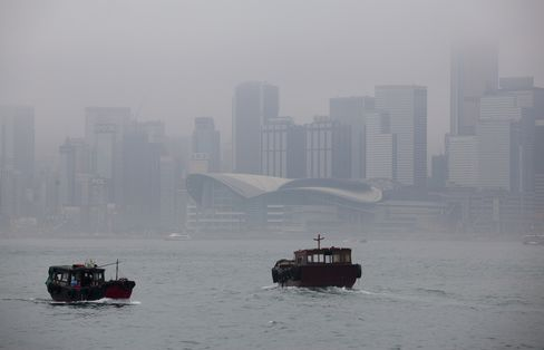 Hong Kong as Dirtiest Global Financial Center