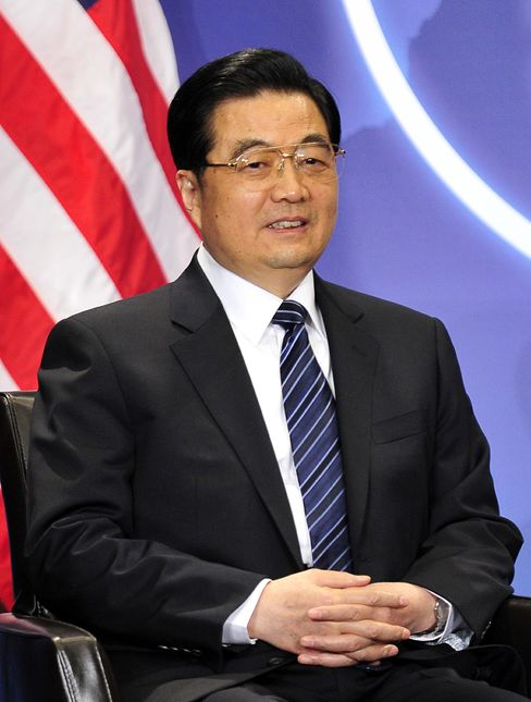 Hu Jintao, China's president
