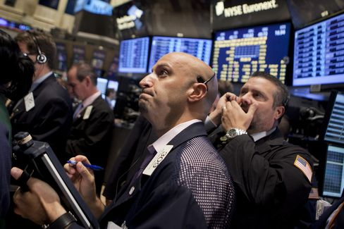 U.S. Stock Futures Fall