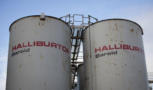 At least Halliburton is a sympathetic defendant.Photographer: Simon Dawson/Bloomberg