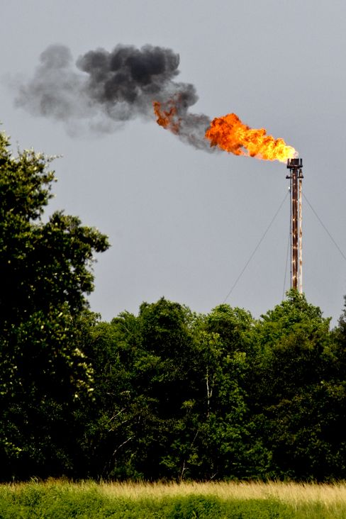 Natural Gas Erodes Coal's Share at Power Plants