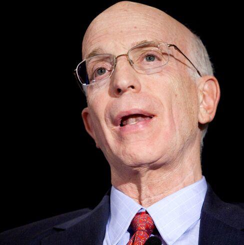 Former Federal Reserve Vice Chairman Alan Blinder
