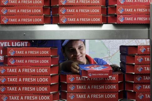 Domino's Eyes International Expansion