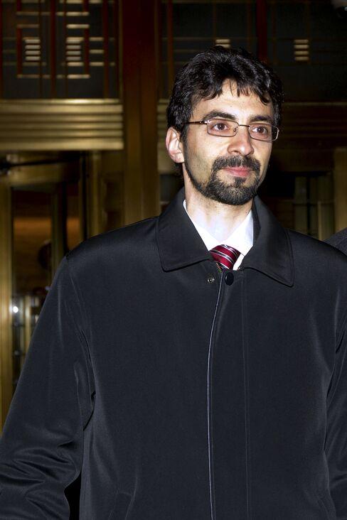 Former Goldman Sachs Programmer Sergey Aleynikov