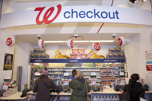 Walgreen First-Quarter Profit Rises 19% on Prescriptions