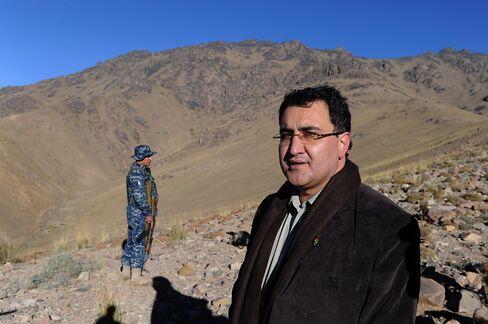 Afghanistan Draws Hajigak Ore Bids