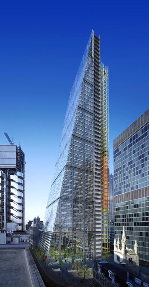 The Cheesegrater by British Land Co