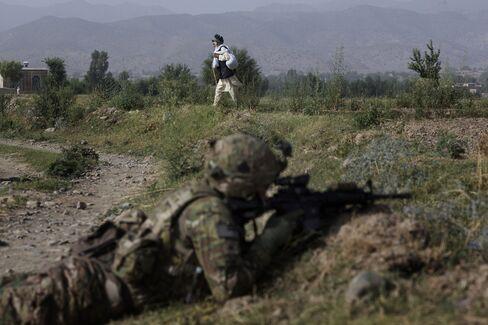 Al-Qaeda Backers Get U.S. Contracts in Afghanistan, Report Shows