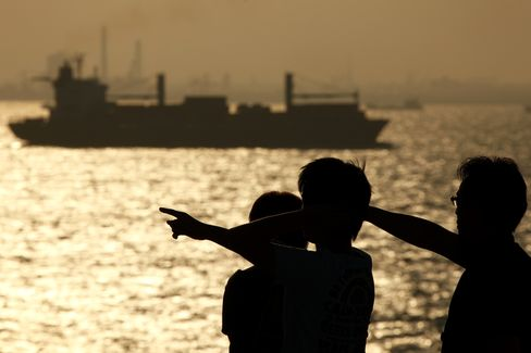Scorpio Seen Rising as Tanker Rates Gain Most Since '08