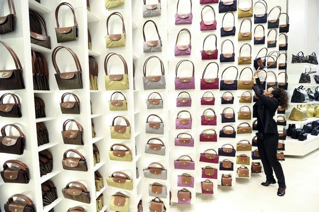 Longchamp Shop In Rome