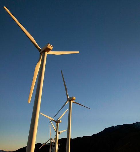 Wind Industry Should Mull Tax Credit Phase-Out, Baucus Says