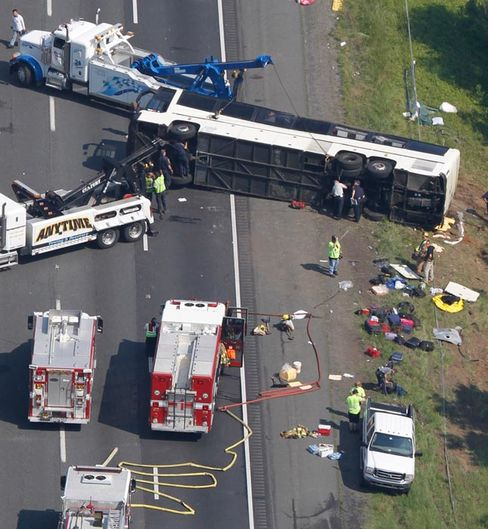 Bus Regulator in Spotlight After New York, Virginia Deaths