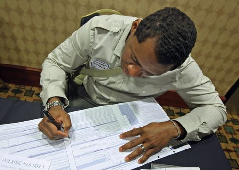 Jobless Claims in U.S. Jumped