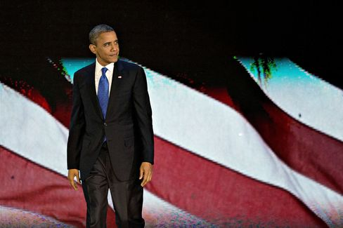 Obama Victory Sets Up Tax Showdown with Republicans in Congress