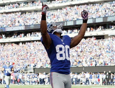 New York Giants Rally to Beat Tampa Bay Buccaneers 41-34 in NFL