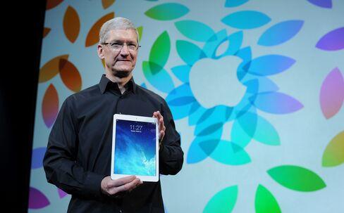 Apple Inc. CEO Tim Cook