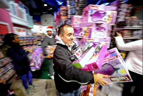 Black Friday Lures 'Extreme Couponing' Buyers