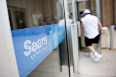 Lampert Gains $160 Million on Sears Shares