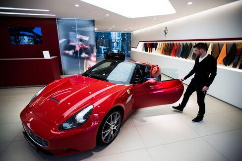 Ferrari Seeks Open Road to U.S. in Trans-Atlantic Trade Accord