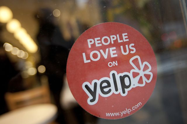 Yelp can help a business -- or hurt it.