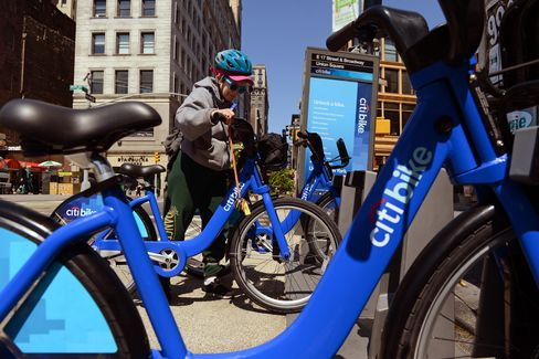 New York Nerds Sift Citi Bike Data to Solve Rebalancing Riddle