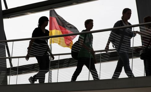 Germany, Netherlands Rating Outlooks Lowered by Moody's