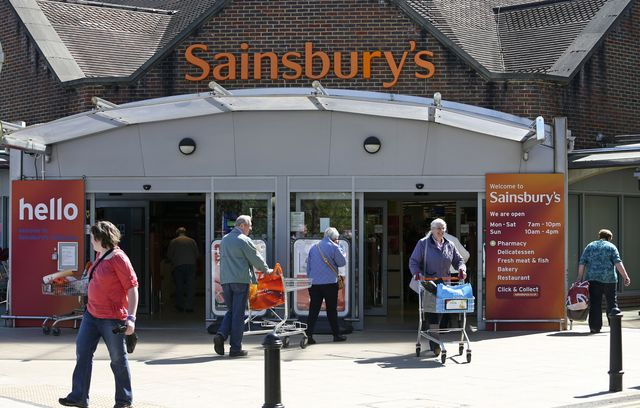 A troublingincident occurred last weekendat a Sainsbury's supermarket in central London.