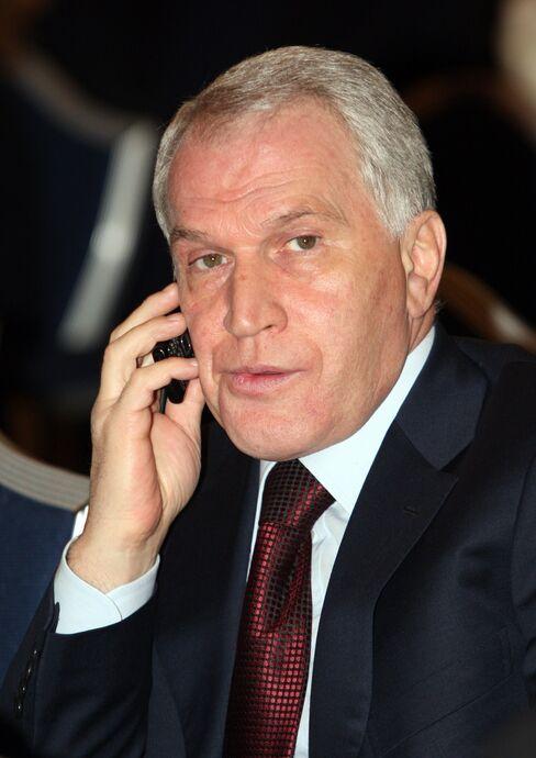 Bank Rossiya Partner Yury Kovalchuk