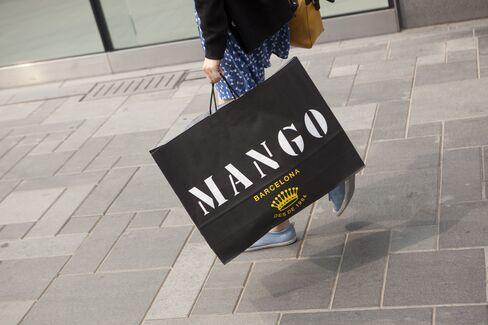 Mango Mirroring Zara Challenges Europe's Wealthiest Man