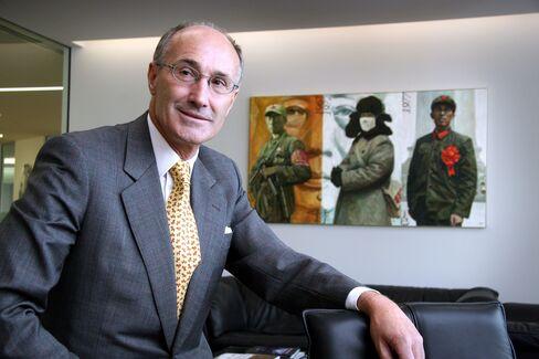 Australian Billionaire Creates a Gallery