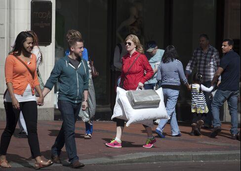 Consumer Confidence Jumps as U.S. Home Values Climb