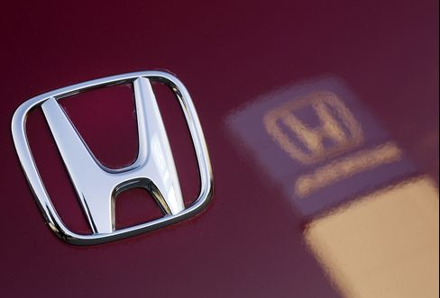 Honda Counters Yen Criticism After U.S. Automaker Group Objects