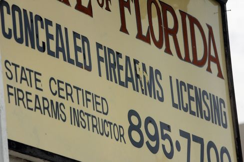 Florida to Be First to Reach 1 Million Concealed-Gun Permits