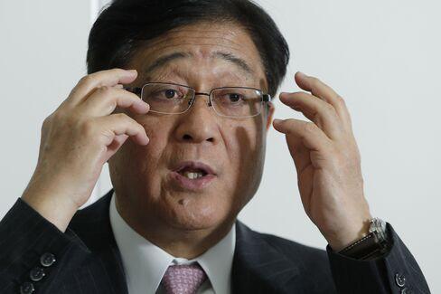 Mitsubishi Motors Corp. CEO Osamu Masuko