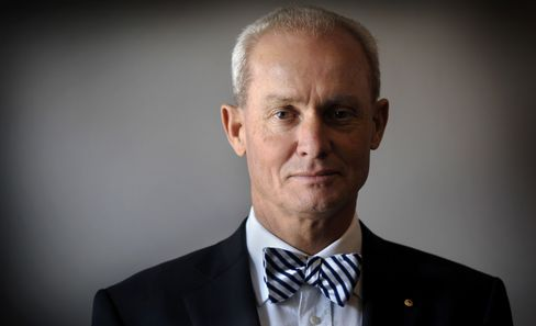 Former Qantas Airways Ltd. CEO James Strong